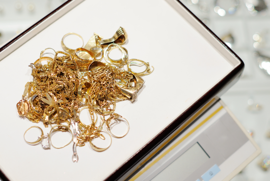 Sell Gold Scrap Jewellery | Gold Buyers Sydney